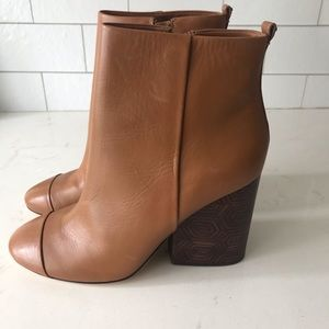 *Never Worn* TORY BURCH Groove 100mm Bootie